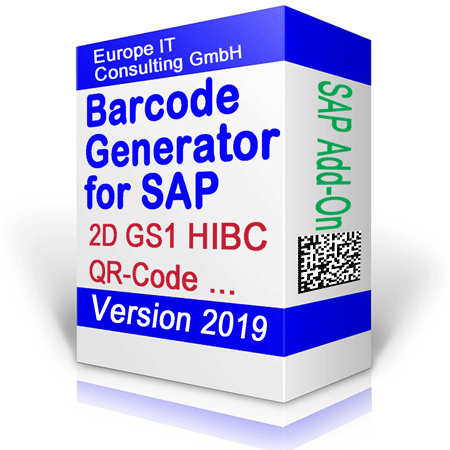 Barcode Generator Software Package