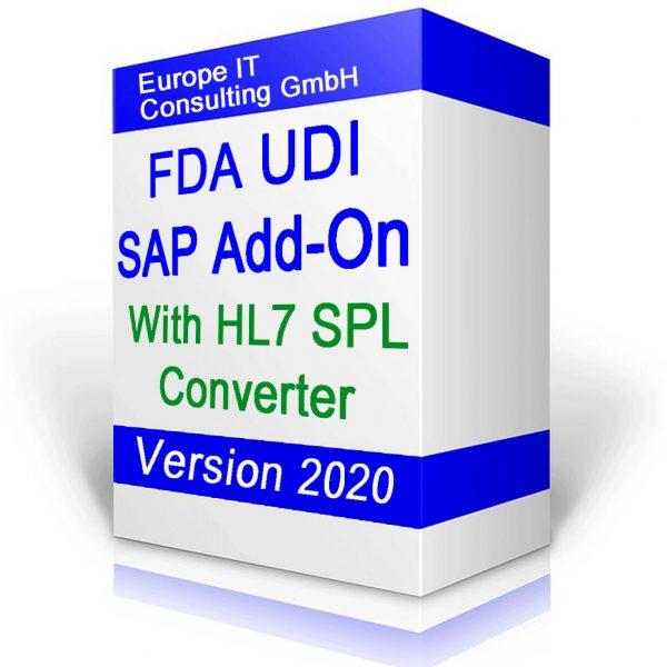 UDI FDA SAP Add-On V2020/06 wurde veröffentlicht