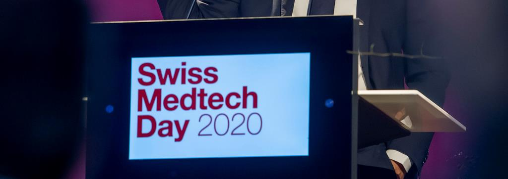 Swiss Medtech Day 2020 in Bern
